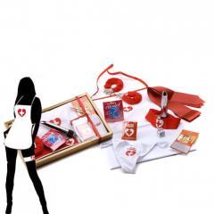 Kit enfermera sexy