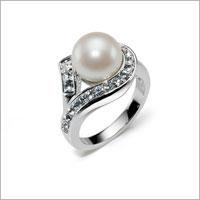 Anillo Cover rhod. crystal