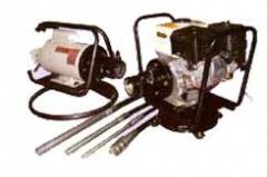 Vibradora Eléctrica