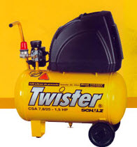 Compresor Twister CSA 7,8/25