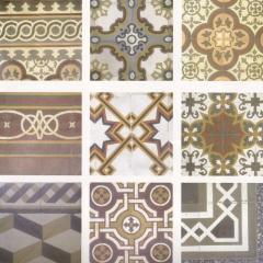 Pisos mosaicos