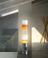 Lámparas de cristal estilo moderno y victoriano