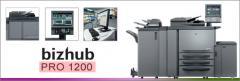 Impresora Bizhub Pro 1200
