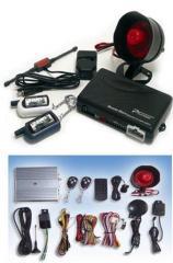 Sistemas de Alarma Vehicular Antirrobo