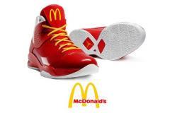 Zapatillas Mc Donald's