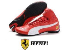 Zapatillas Ferrari