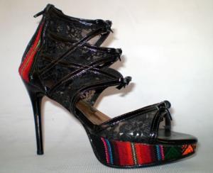 Zapatos de tacon alto