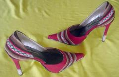 Zapatos rosso