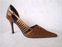 Zapatos marron