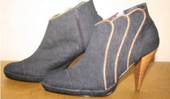 Botas jeans