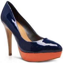 Zapatos Via Uno Marinho