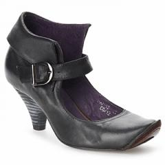 Zapatos Couleur Pourpre Melody