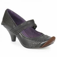 Zapatos Couleur Pourpre Florine
