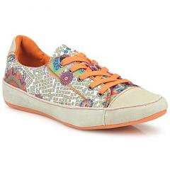 Zapato deportivo Desigual Flowerly