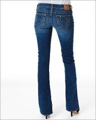 Jeans femeninos