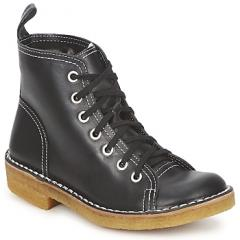 Botas Swedish hasbeens Lace Up Duck