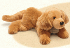 Peluche Golden Retriever Russ Berrie