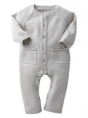 Mono de punto 100% algodón BIO bebé prematuro a 18