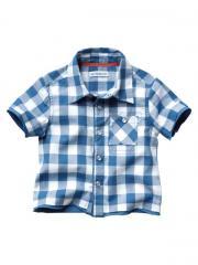 Camisa a cuadros bebé niño 3 meses a 3 años