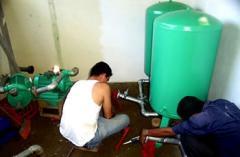 Bomba de Agua Caliente