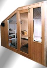 Sauna Comercial