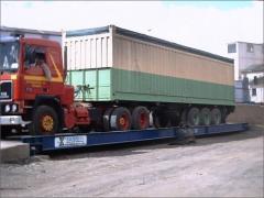 Balanza para Camiones