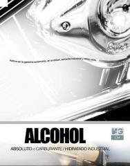Alcohol Técnico