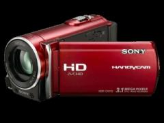 Video camera Sony Handycam HDR-CX110