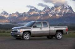 Camioneta Chevrolet