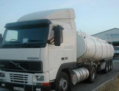 Camiones Cisterna Capacidad de 10 a 20 m3