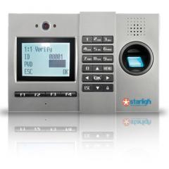 Sistema de control a través de huellas digitales