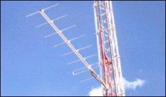 Antena Yagui para TV VHF