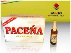 Cerveza Paceña en Botella