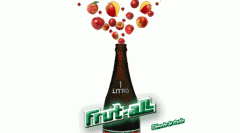 Frut-all Vidrio Durazno