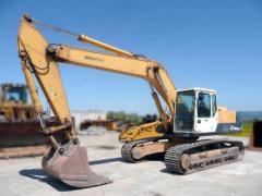Maquinaria Pala Excavadora