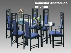 Comedores Modernos Anatomicos