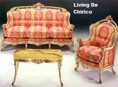 Living de Chirico