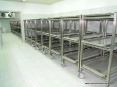 Muebles Para Cadáveres 4 niveles