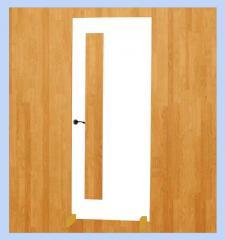 Puerta Blanca Cristalera