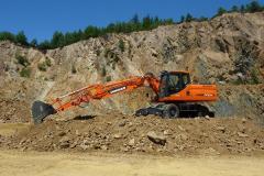 Excavadoras de Ruedas Doosan