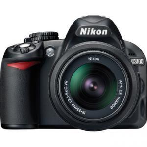 Cámara Fotográfica Nikon D3100 kit 18-55mm VR
