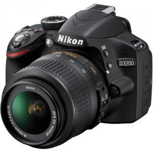 Cámara Fotográfica Nikon D3200 kit lente 18-55mm