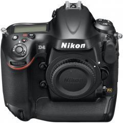 Cámara Fotográfica Nikon D4 solo cuerpo 25482