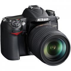Cámara fotográfica Nikon D7000 kit 18-105mm VR