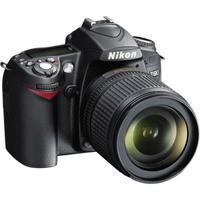 Cámara fotográfica Nikon D90 Kit 18-105mm VR 25448