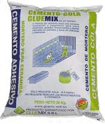 Cemento COLA GLUEMIX