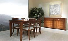 1 mesa + 4 sillas