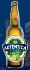 Cerveza Auténtica Lemon Twist