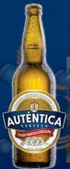 Cerveza Auténtica Pilsen Premium