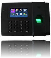 ZKSoftware con Huella Digital T4-C